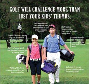 Golf Challenge Kids