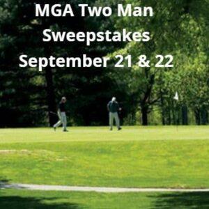Mga Two Man Sweepstakes September