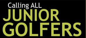 Calling All Junior Golfers