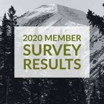 2020 Member Survey Results