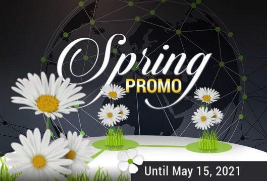 2021 Spring Promo