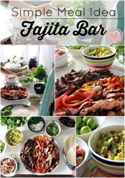 Fajita Bar