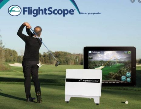 Flightscope Simulator