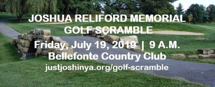 Joshua Reliford Memorial Golf Scramble