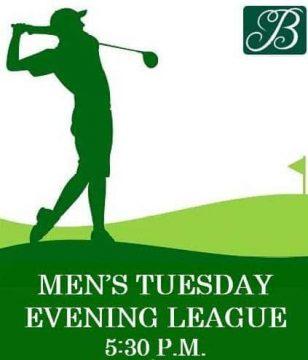 Mens Tuesday Evening League